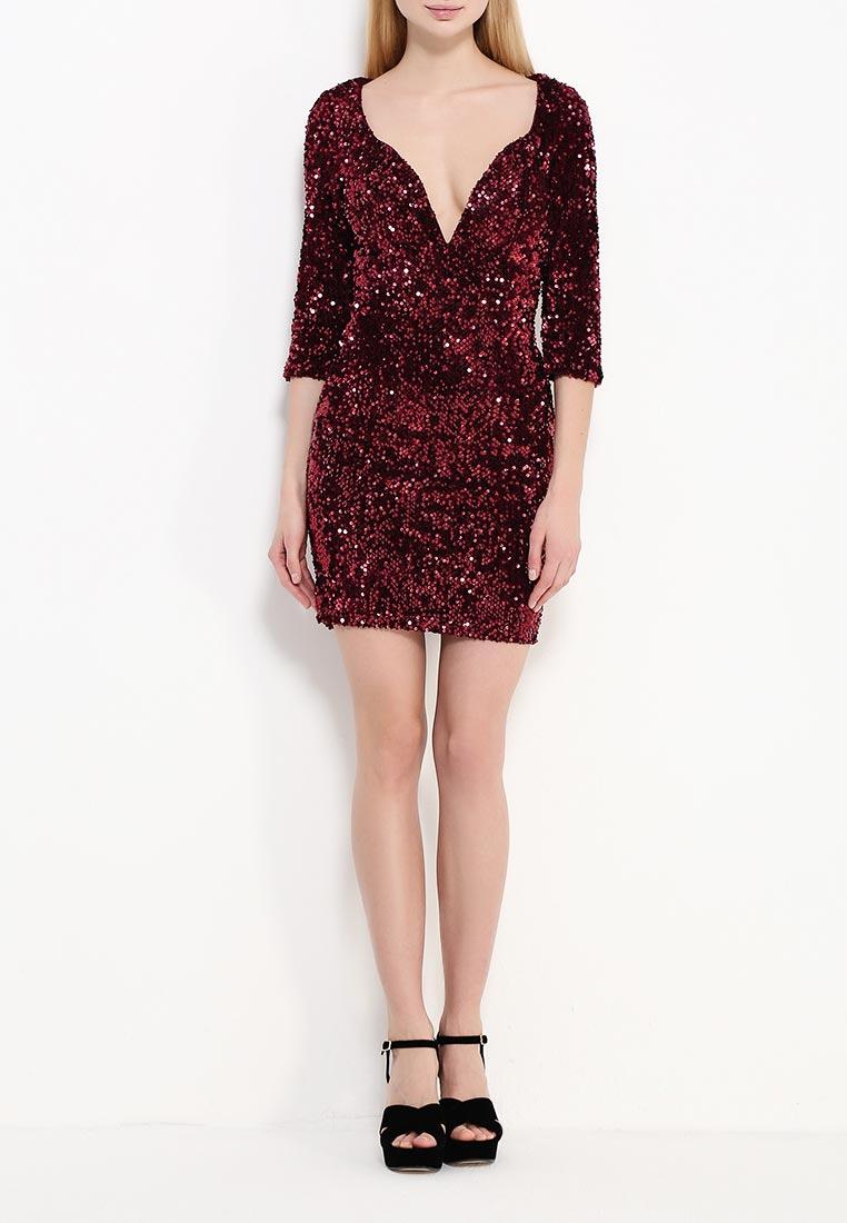 Вечернее / коктейльное платье Ad Lib (Ад Либ) GCD 1614: изображение 2