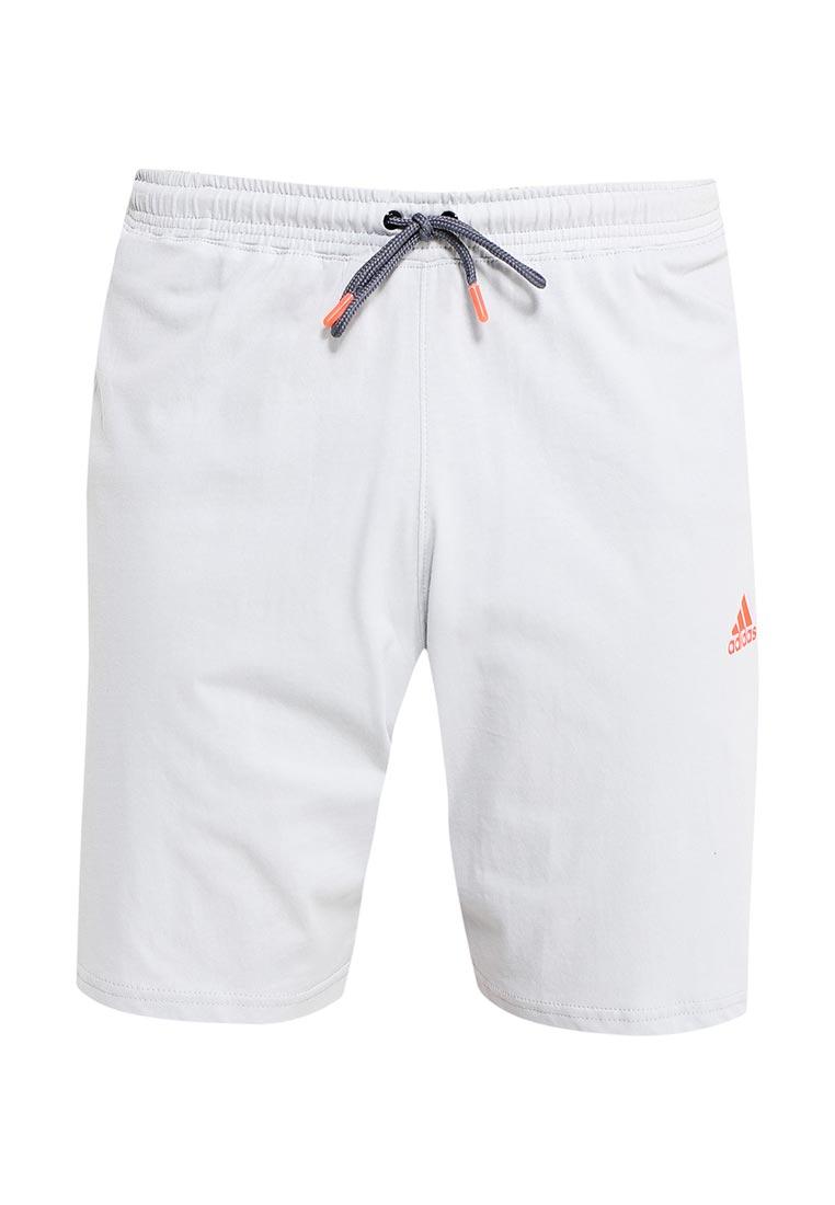 Мужские спортивные шорты Adidas Combat (Адидас Комбат) ADISBS01