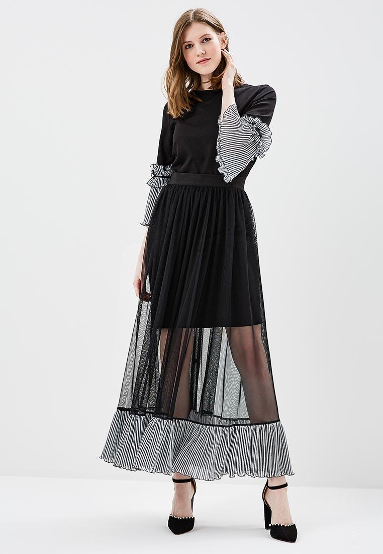 Платье-макси Adzhedo 41412