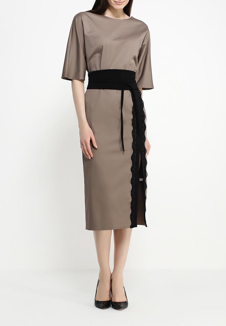 Повседневное платье Adzhedo 40738: изображение 2