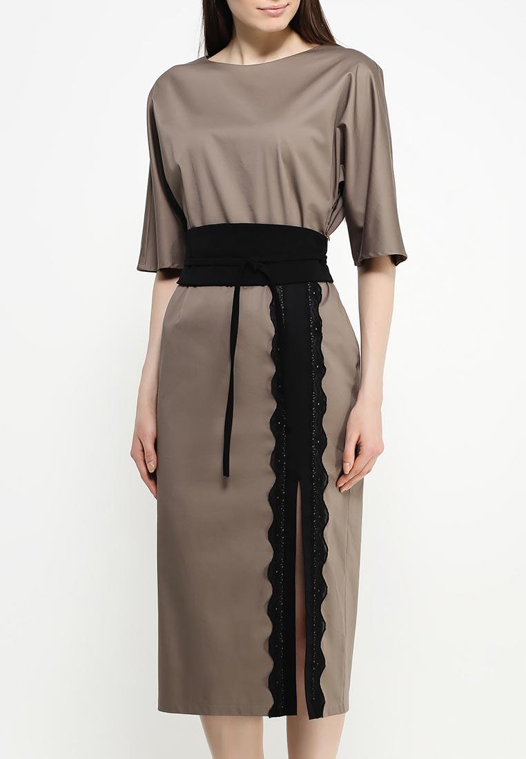 Повседневное платье Adzhedo 40738: изображение 3