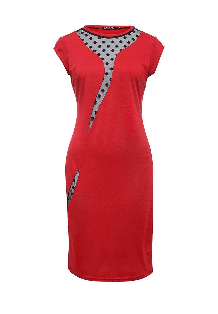 Вязаное платье Adzhedo (Аджедо) 41007