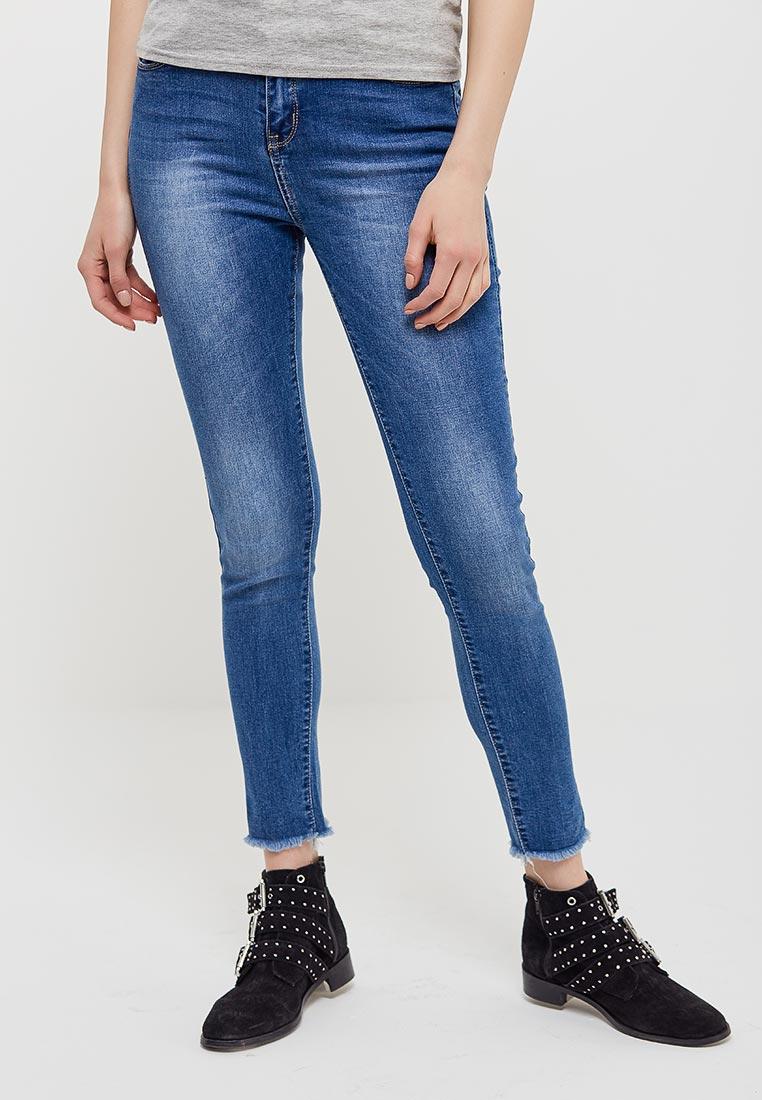 Зауженные джинсы Adrixx B012-CZP131