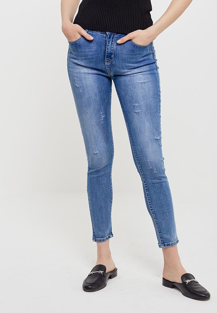 Зауженные джинсы Adrixx B012-CZP375