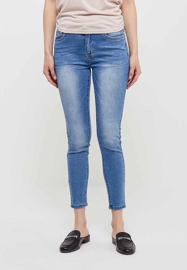 Зауженные джинсы Adrixx B012-CZP382