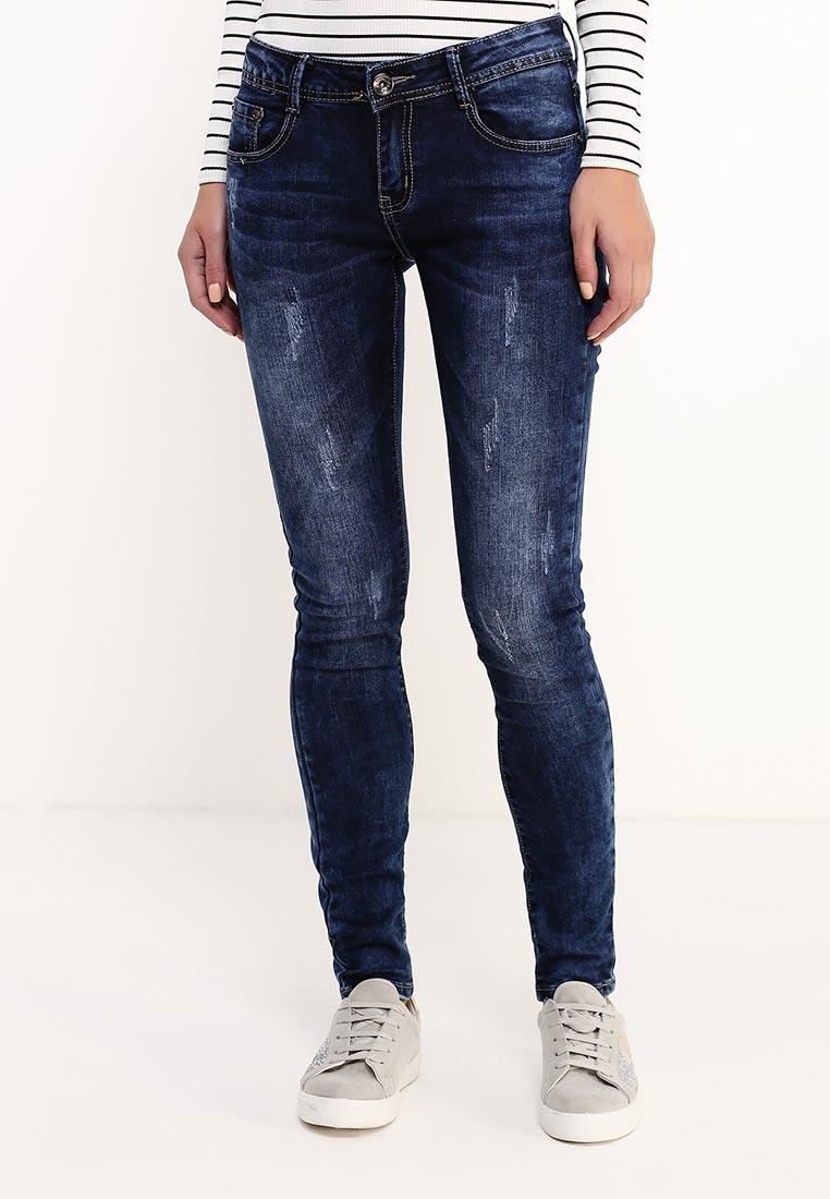 Зауженные джинсы Adrixx R13-CZP248: изображение 7