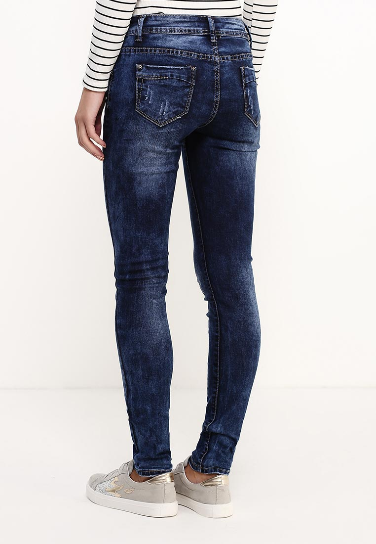Зауженные джинсы Adrixx R13-CZP248: изображение 8