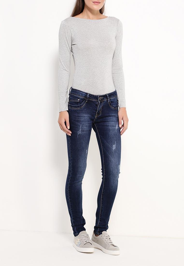 Зауженные джинсы Adrixx R13-CZP257: изображение 6