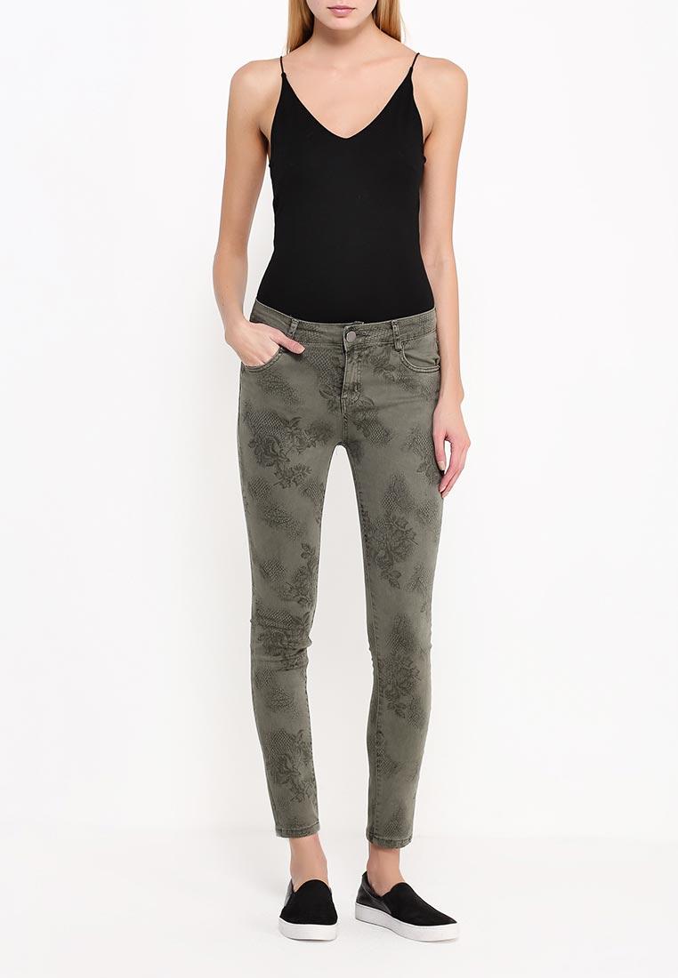 Женские зауженные брюки Adrixx R13-SQ9022-9: изображение 6