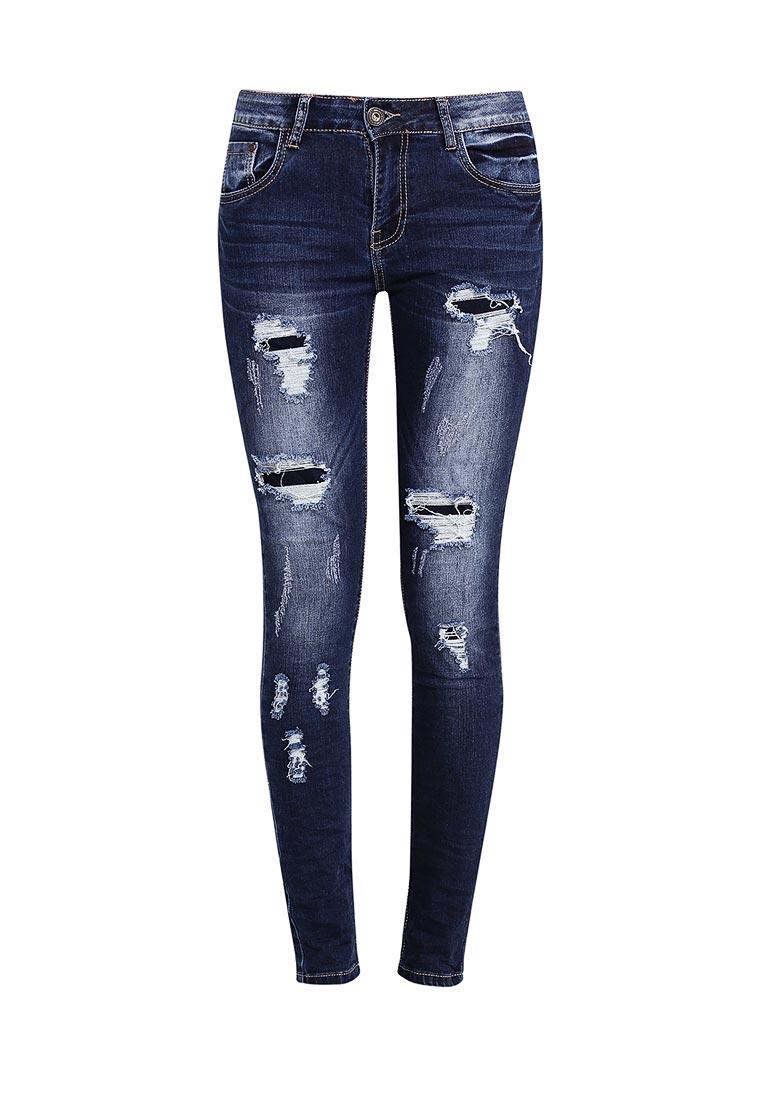Зауженные джинсы Adrixx R13-WG632