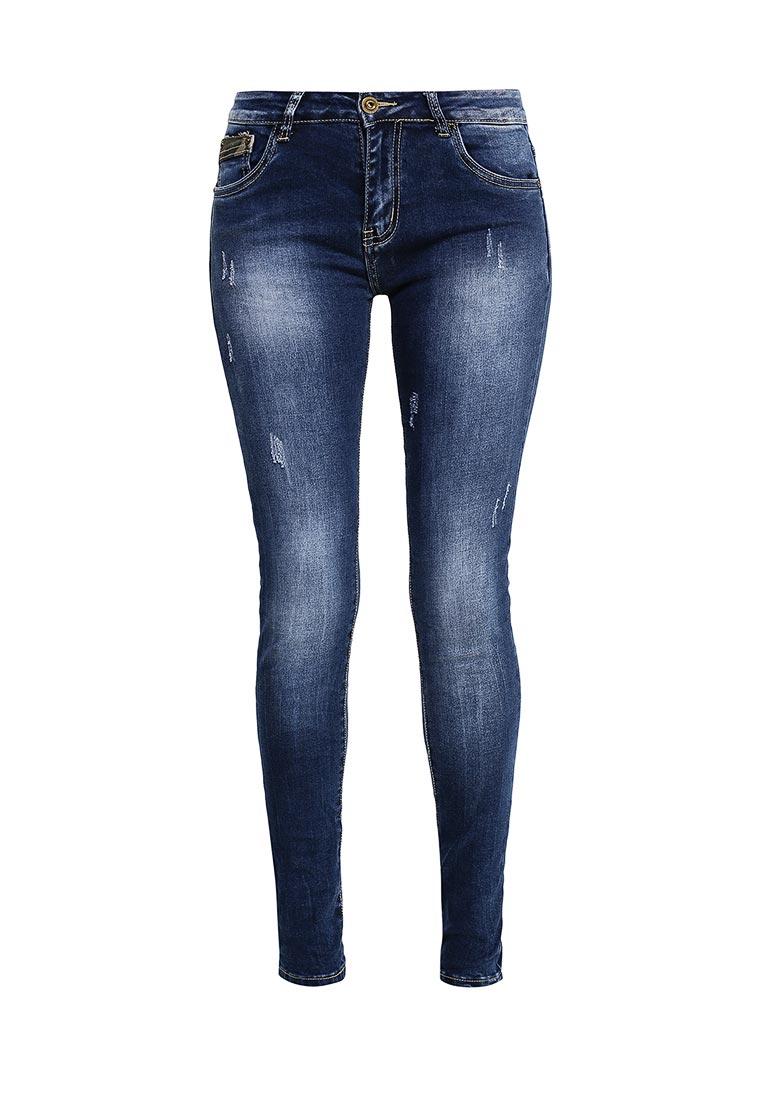 Зауженные джинсы Adrixx R13-WG637: изображение 5