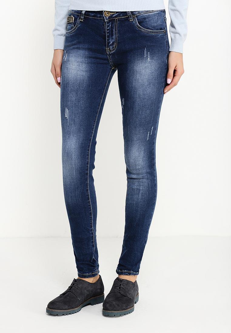 Зауженные джинсы Adrixx R13-WG637: изображение 7