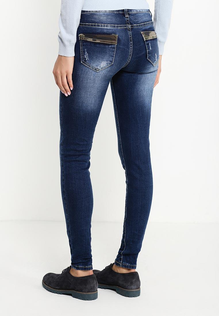 Зауженные джинсы Adrixx R13-WG637: изображение 8