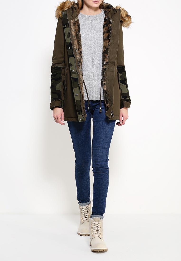 Утепленная куртка Adrixx R13-DM1627: изображение 3