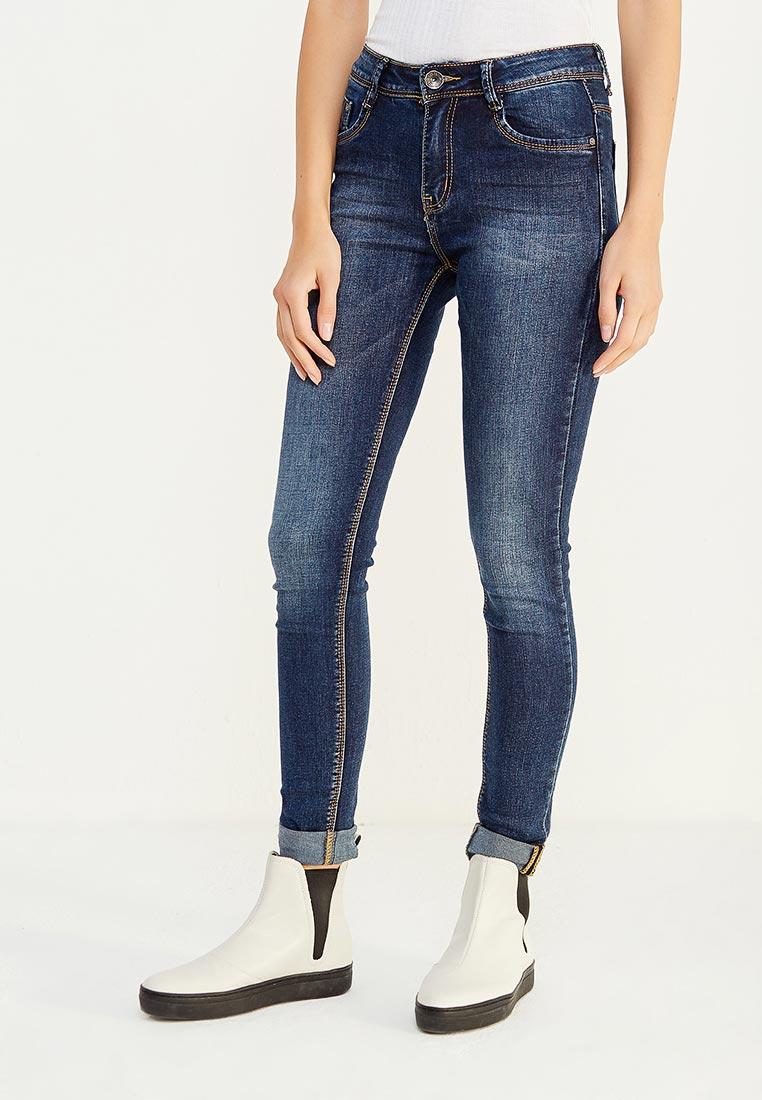 Зауженные джинсы Adrixx B012-CZP328