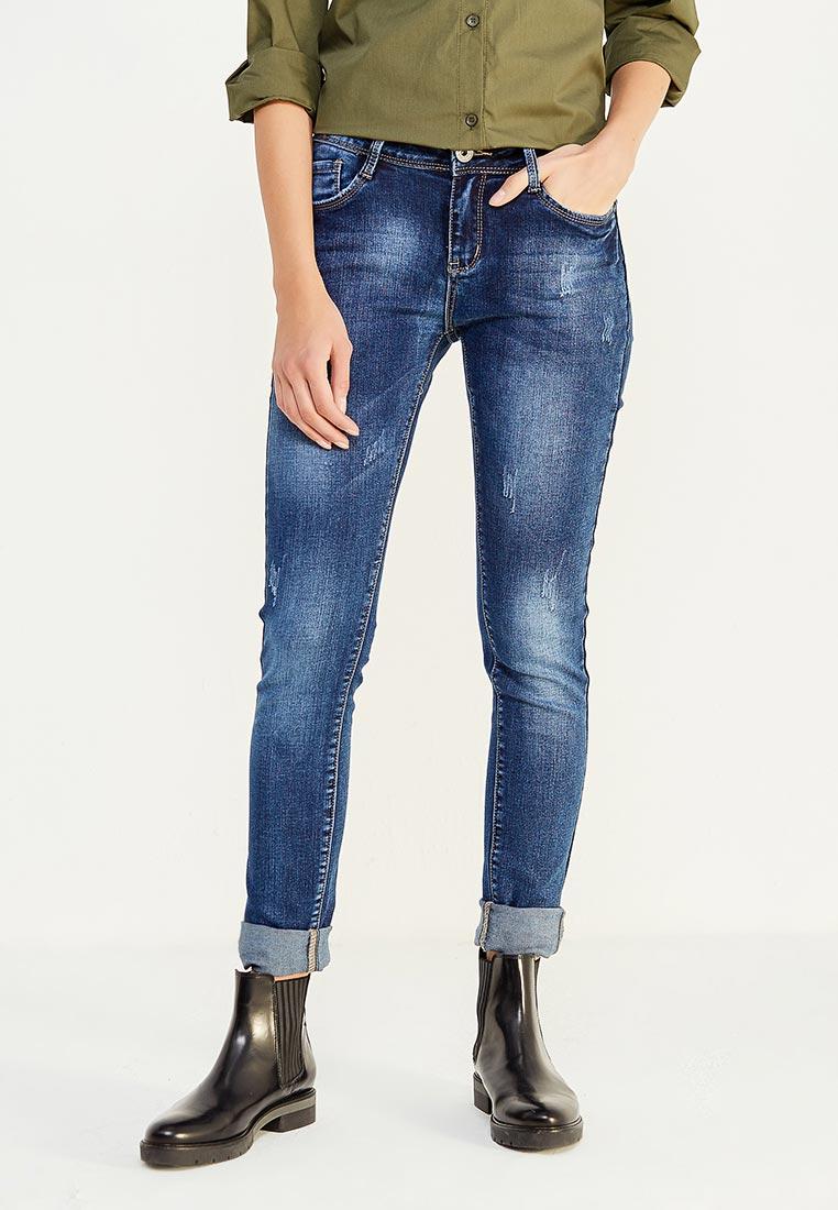 Зауженные джинсы Adrixx B012-CZP331