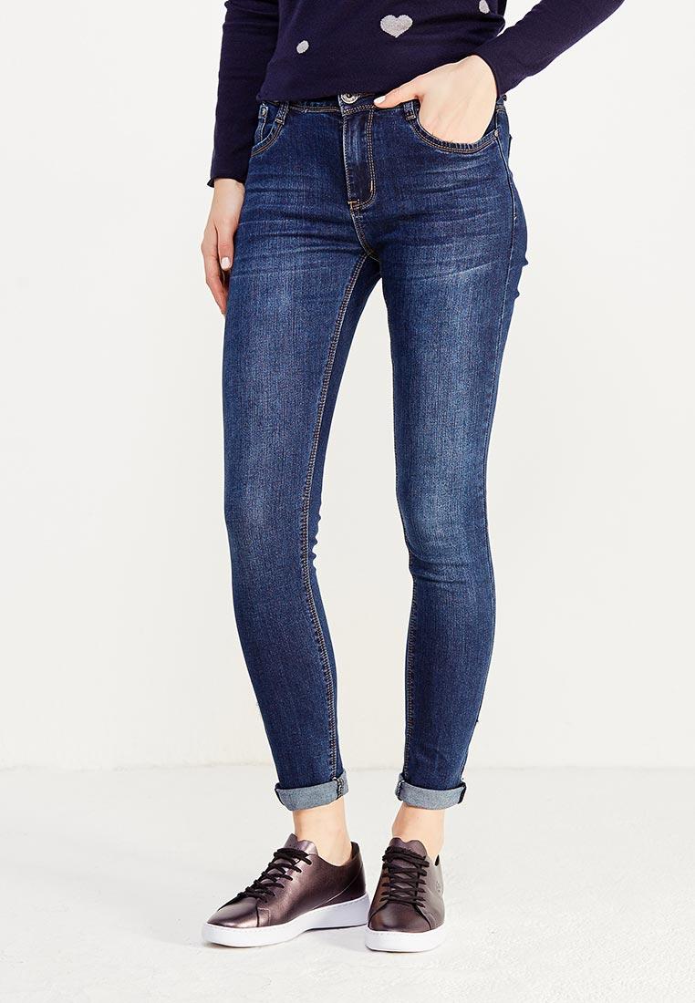 Зауженные джинсы Adrixx B012-CZP337