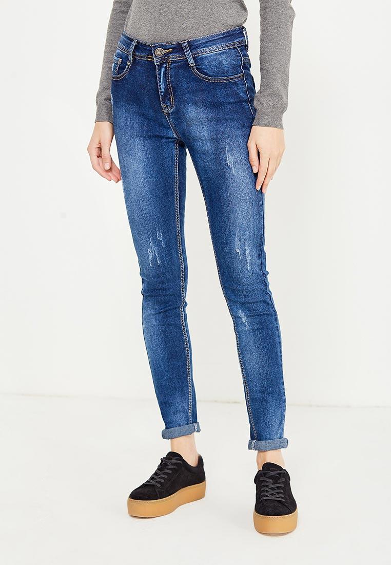 Зауженные джинсы Adrixx B018-CZP339