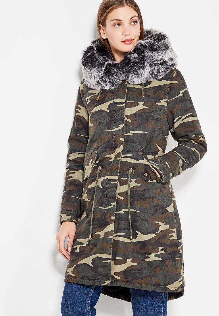 Утепленная куртка Adrixx B018-GS723