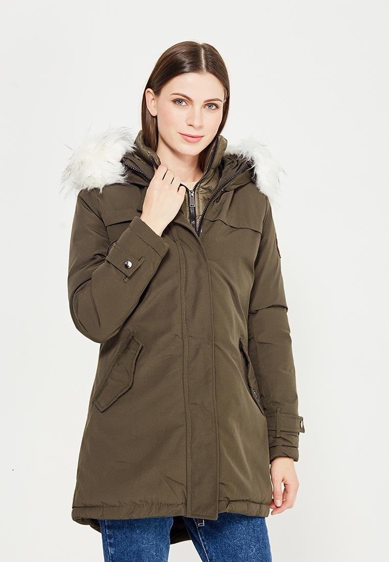 Утепленная куртка Adrixx B018-LC2763