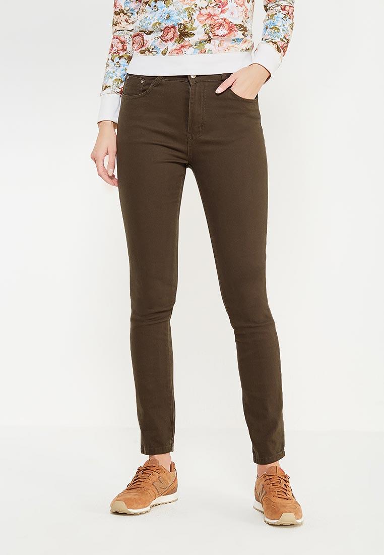 Женские зауженные брюки Adrixx B018-SQ8006