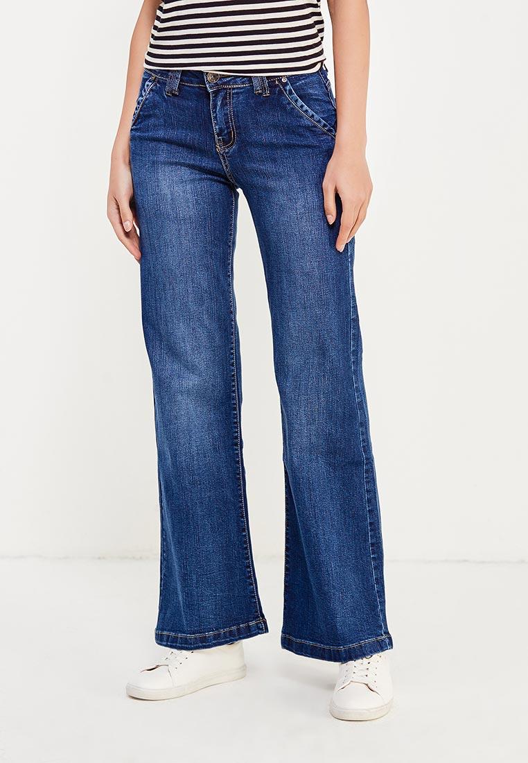 Широкие и расклешенные джинсы Adrixx B018-TB8017