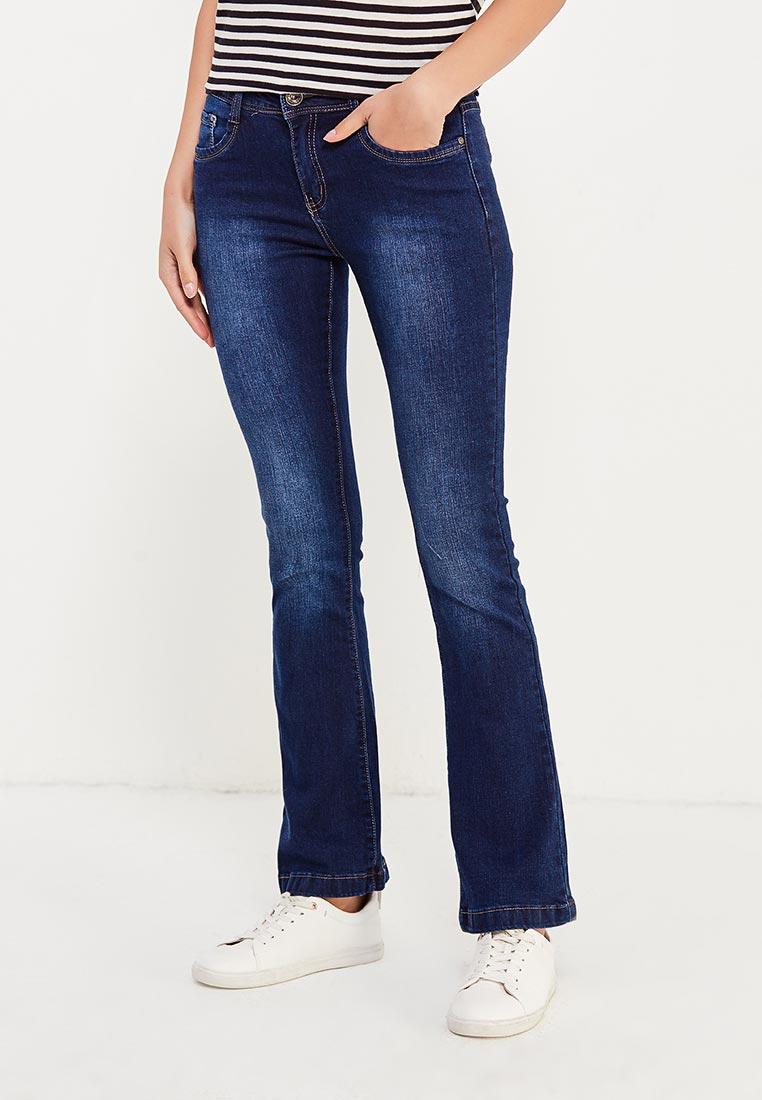 Широкие и расклешенные джинсы Adrixx B018-TB8020