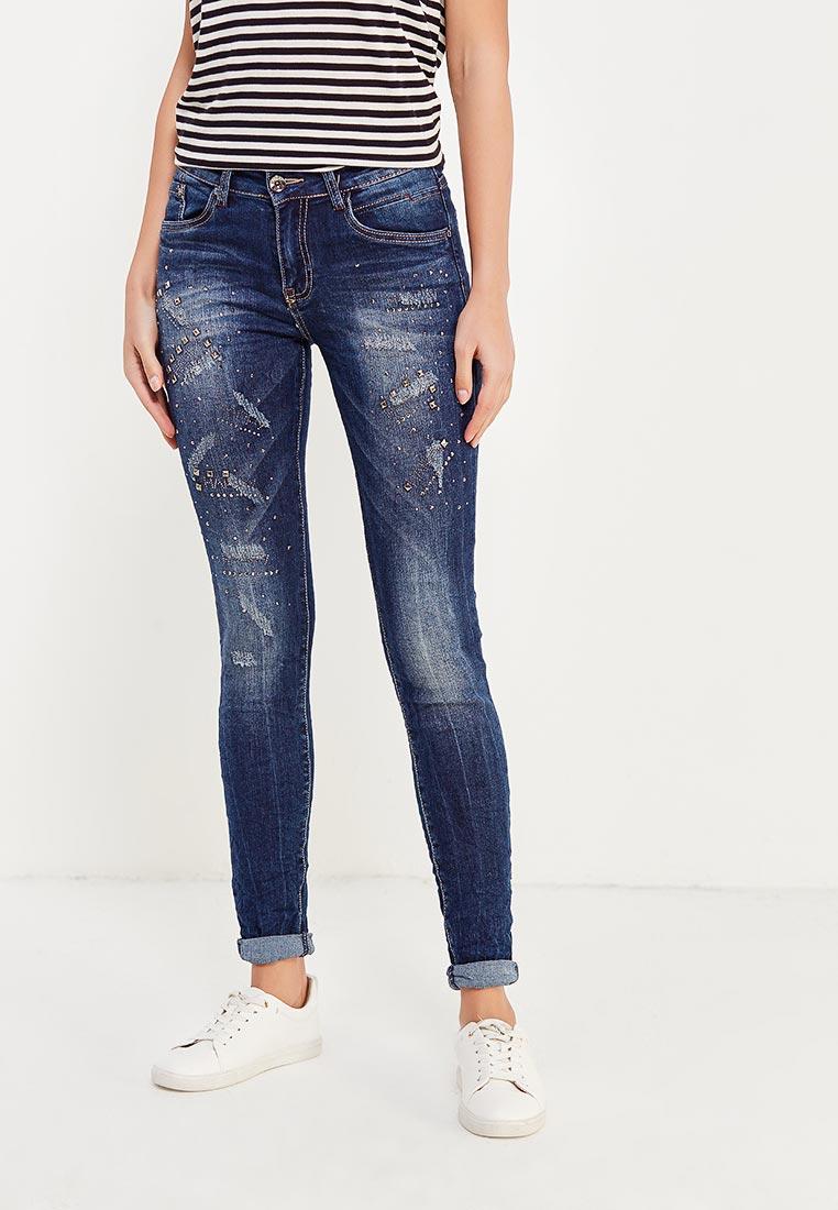 Зауженные джинсы Adrixx B018-WG762