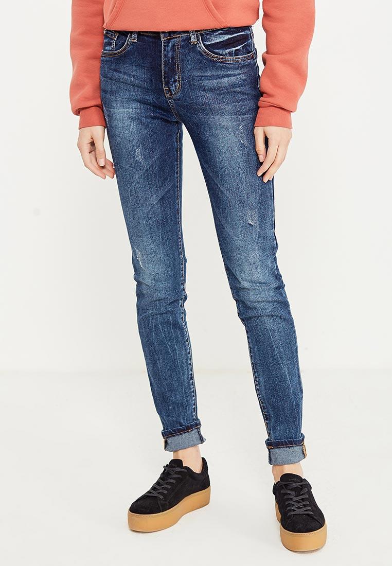 Зауженные джинсы Adrixx B018-WG781