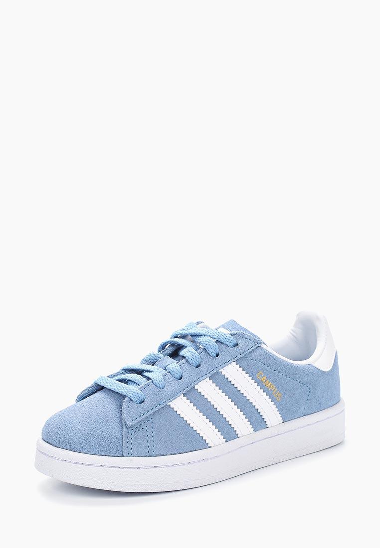 Кеды для мальчиков Adidas Originals (Адидас Ориджиналс) DB1351