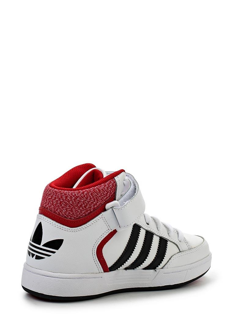 Кеды для мальчиков Adidas Originals (Адидас Ориджиналс) B27428: изображение 2