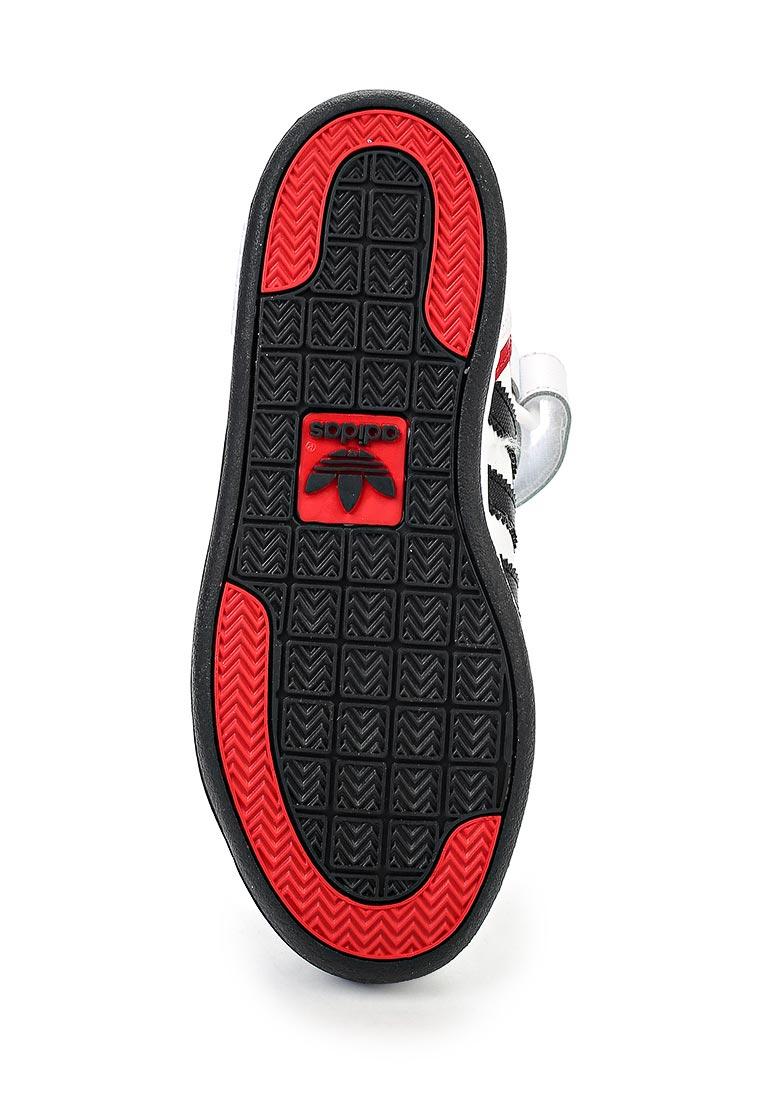 Кеды для мальчиков Adidas Originals (Адидас Ориджиналс) B27428: изображение 3