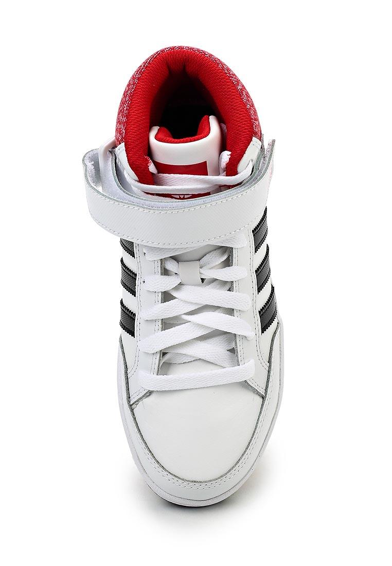 Кеды для мальчиков Adidas Originals (Адидас Ориджиналс) B27428: изображение 4