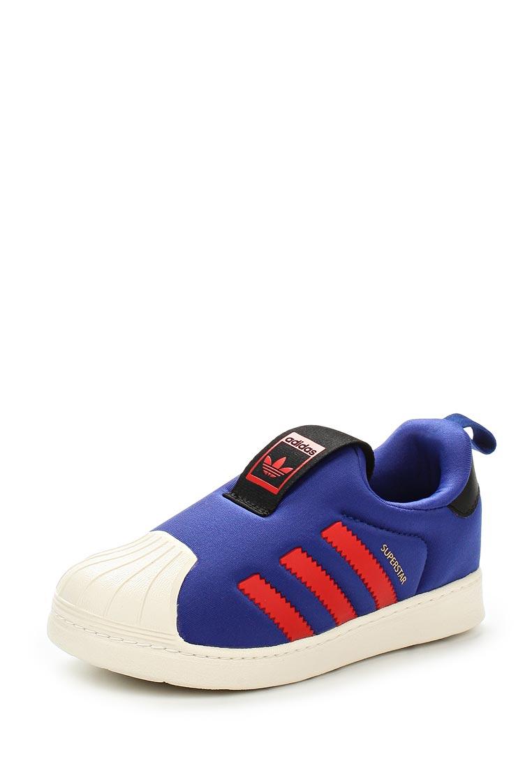 Кеды для мальчиков Adidas Originals (Адидас Ориджиналс) BY9934
