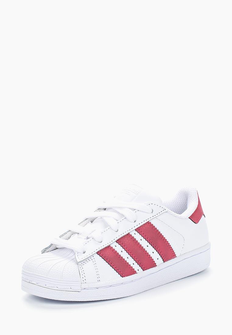 Кеды для мальчиков Adidas Originals (Адидас Ориджиналс) CQ2723