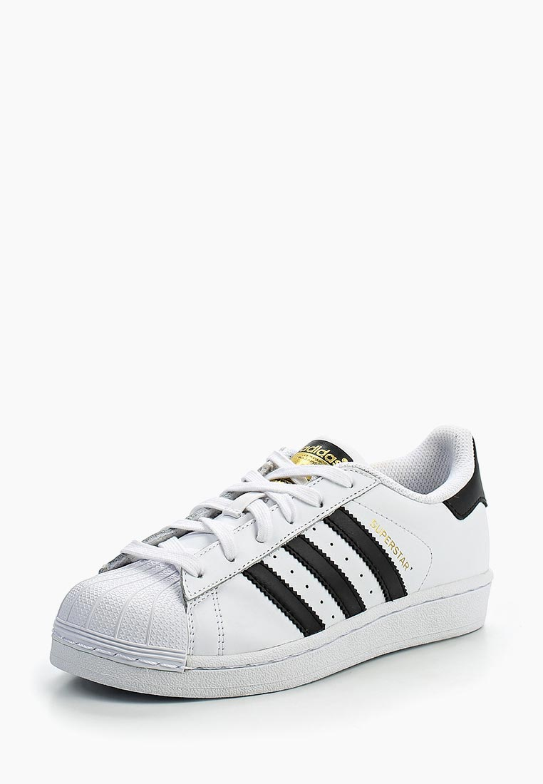 Кеды для мальчиков Adidas Originals (Адидас Ориджиналс) C77154: изображение 1