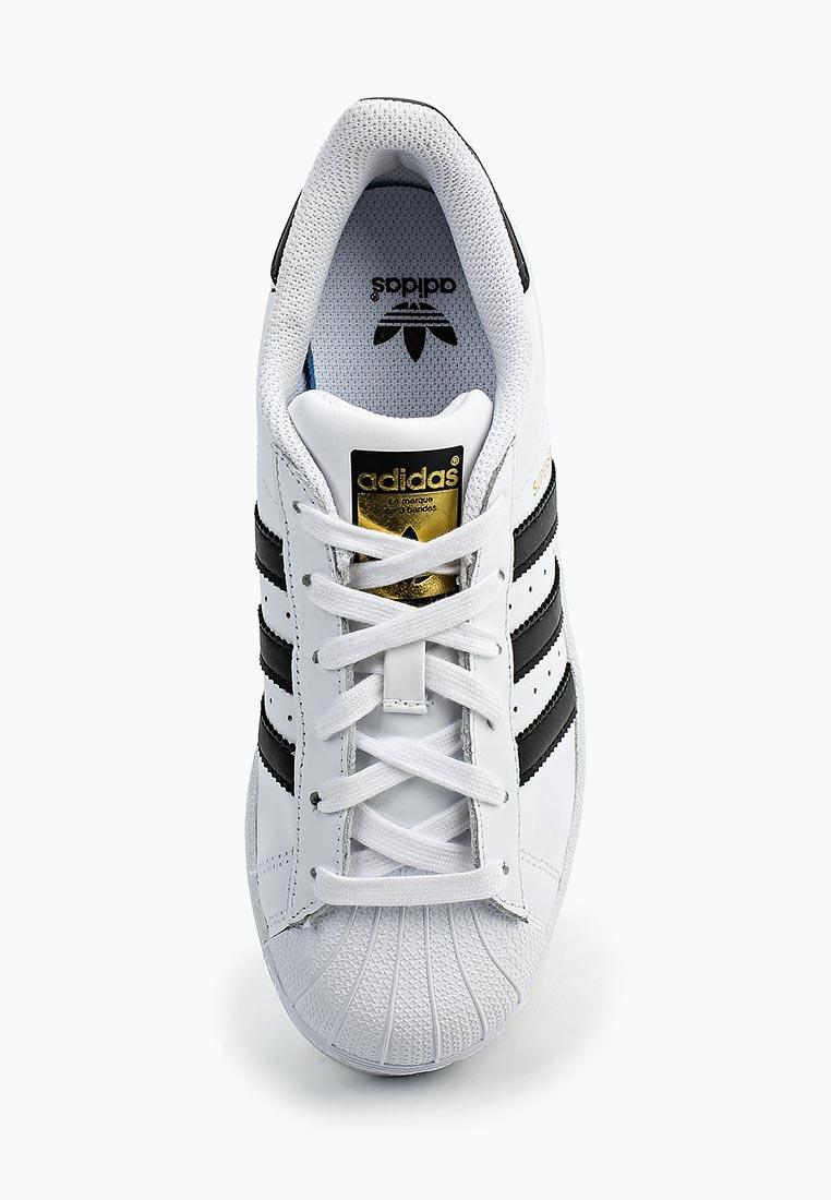 Кеды для мальчиков Adidas Originals (Адидас Ориджиналс) C77154: изображение 4