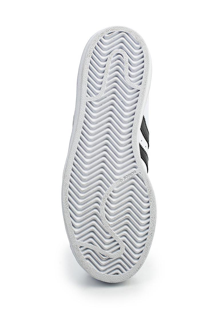 Кеды для мальчиков Adidas Originals (Адидас Ориджиналс) C77154: изображение 7