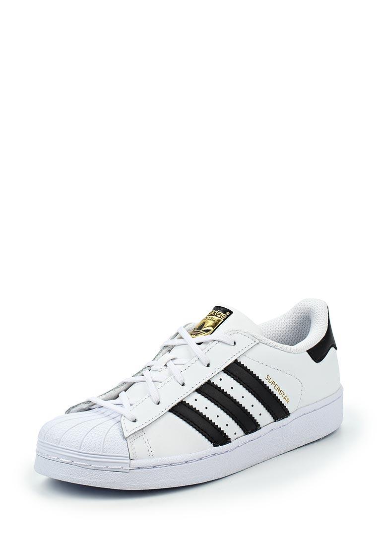 Кеды для мальчиков Adidas Originals (Адидас Ориджиналс) BA8378