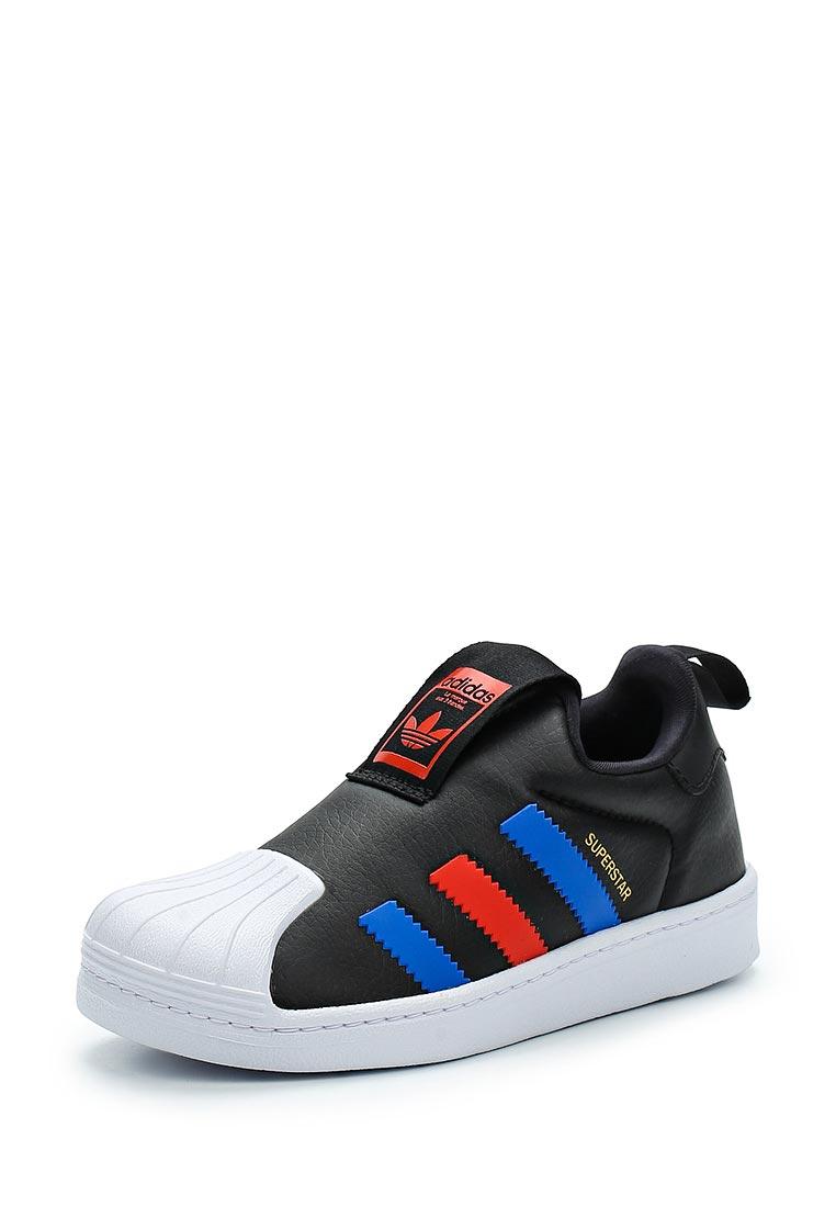 Кеды для мальчиков Adidas Originals (Адидас Ориджиналс) BY9928