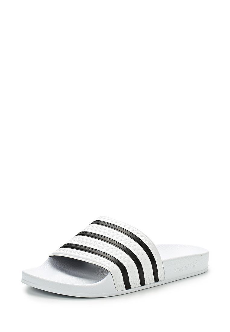 Мужские сланцы Adidas Originals (Адидас Ориджиналс) 280648