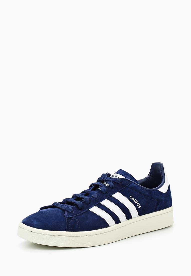 Мужские кеды Adidas Originals (Адидас Ориджиналс) BZ0086: изображение 1