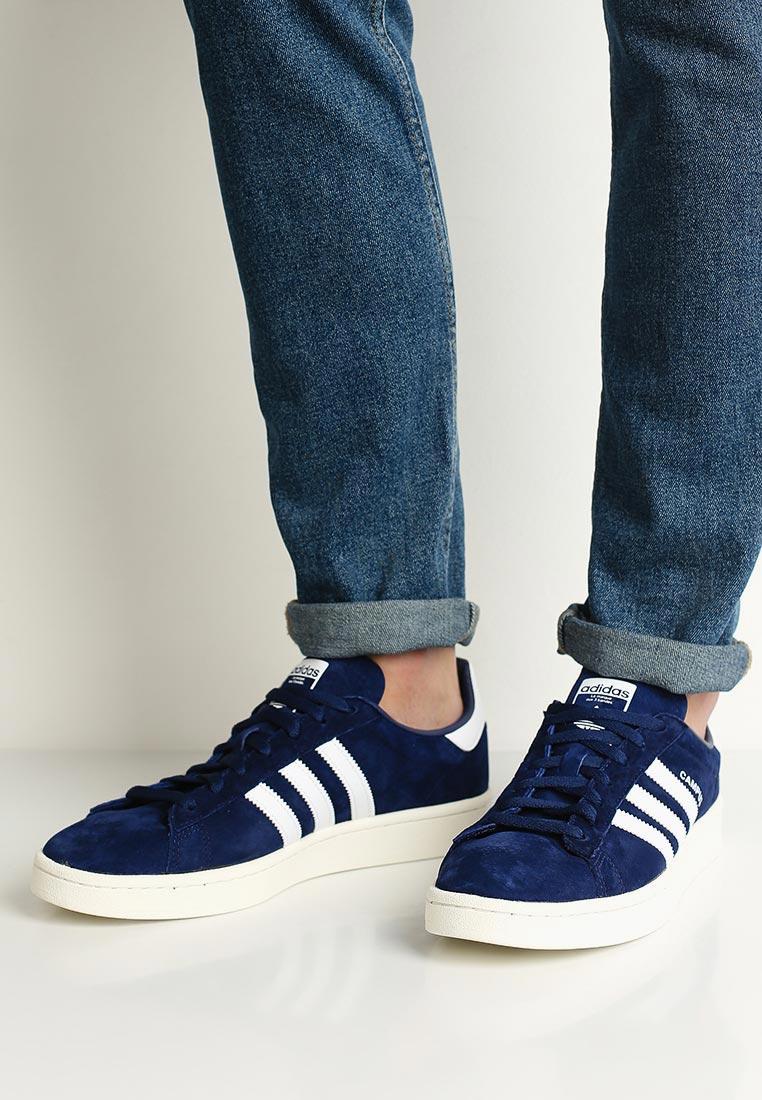 Мужские кеды Adidas Originals (Адидас Ориджиналс) BZ0086: изображение 5