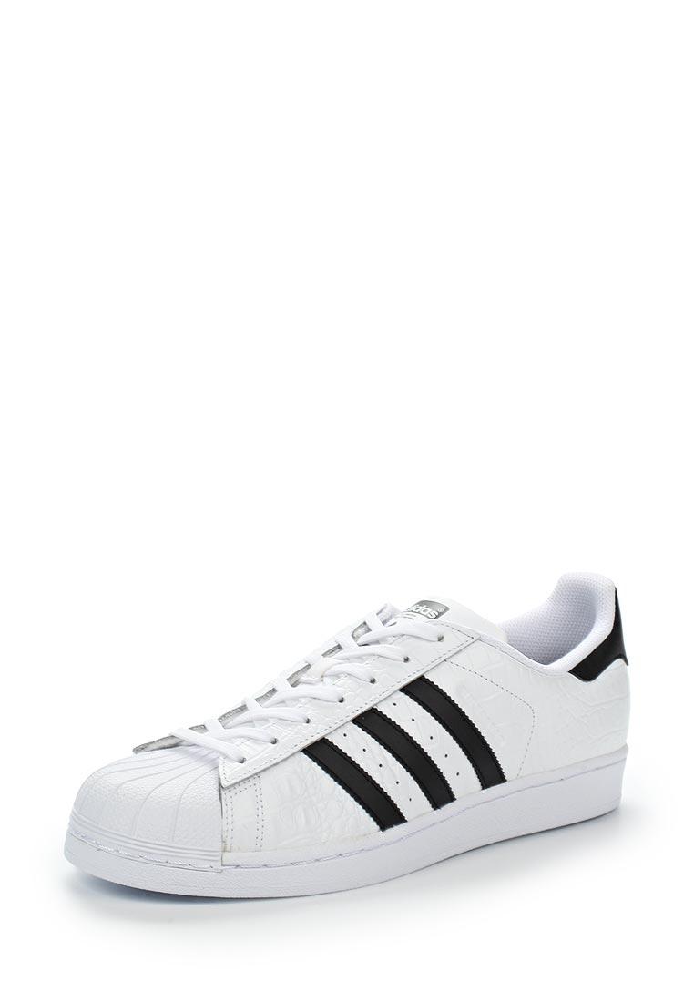 Мужские кеды Adidas Originals (Адидас Ориджиналс) BZ0198