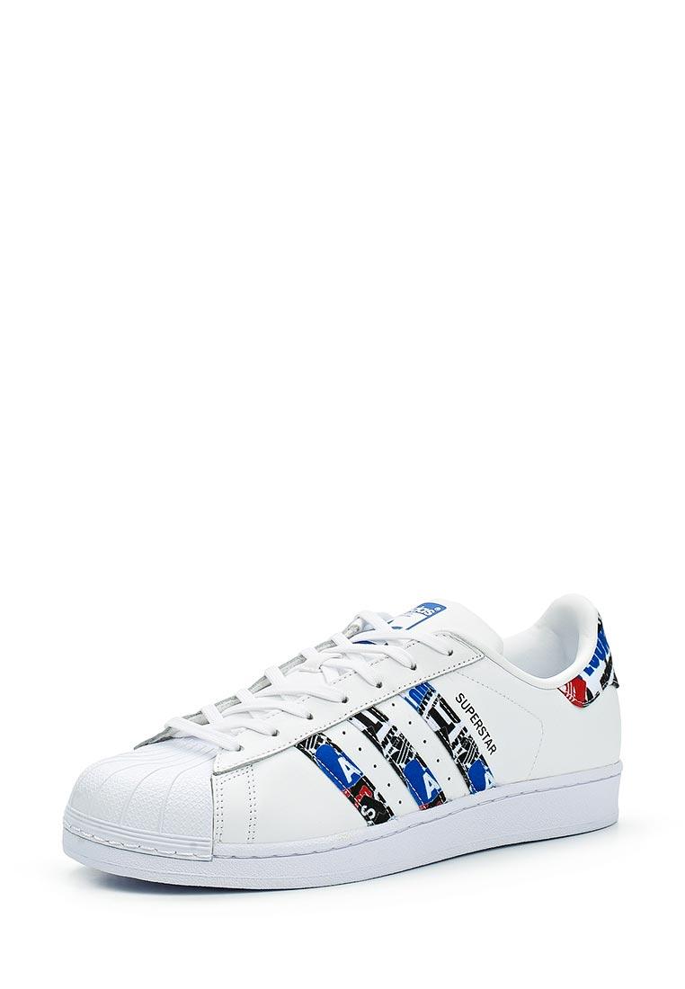 Мужские кеды Adidas Originals (Адидас Ориджиналс) CP9760