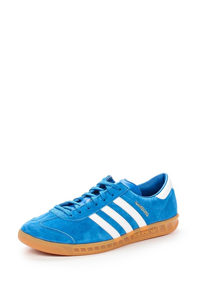 Мужские кеды Adidas Originals (Адидас Ориджиналс) S76697