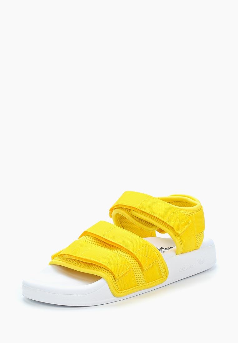 Женские сандалии Adidas Originals (Адидас Ориджиналс) CQ2673