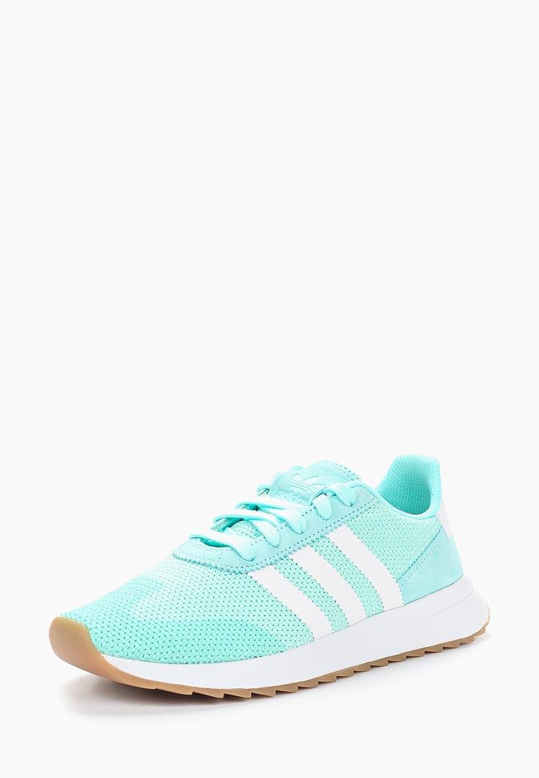 Женские кроссовки Adidas Originals (Адидас Ориджиналс) DB2122