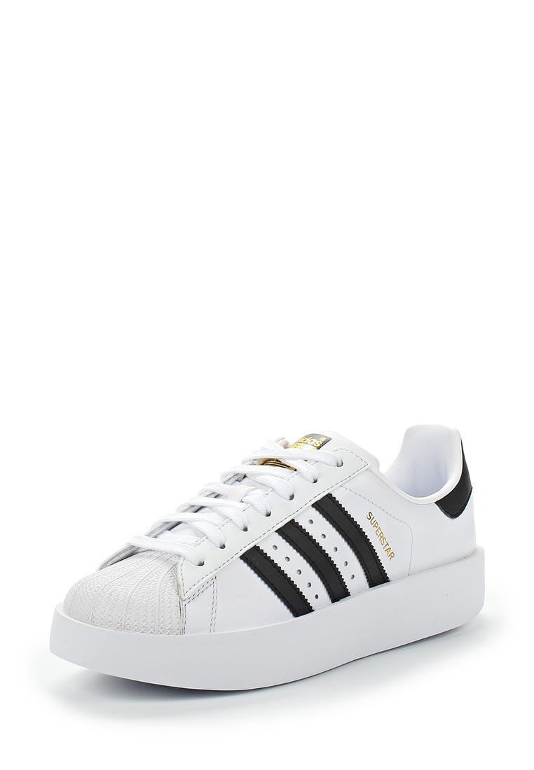 Женские кеды Adidas Originals (Адидас Ориджиналс) BA7666