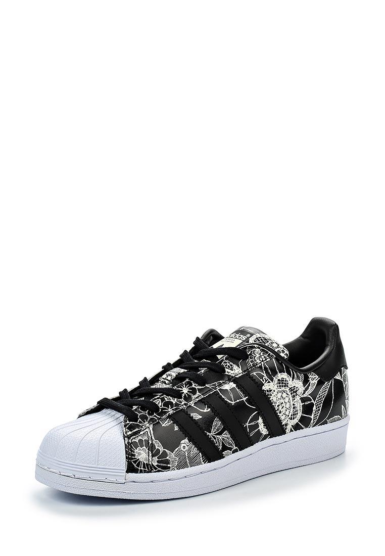 Женские кеды Adidas Originals (Адидас Ориджиналс) BA7584